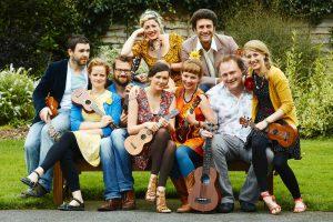 West Cork Ukelele Orchestra