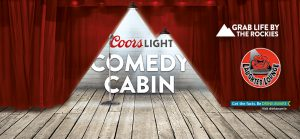 Coors - Comedy Cabin