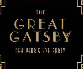 The Great Gatsby New Year Eve Hootenanny