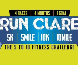Run Clare - The 5 to 10 Challenge 2019